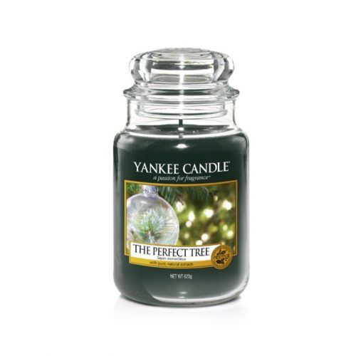The Perfect Tree Large Jar Yankee Candle