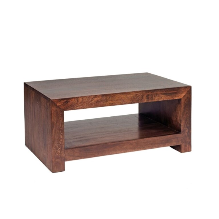 Toko Dark Mango Small Coffee Table