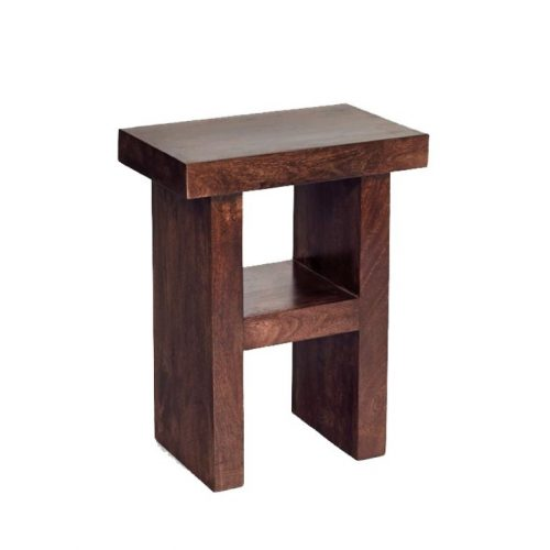Toko Mango Corner Table H Shape