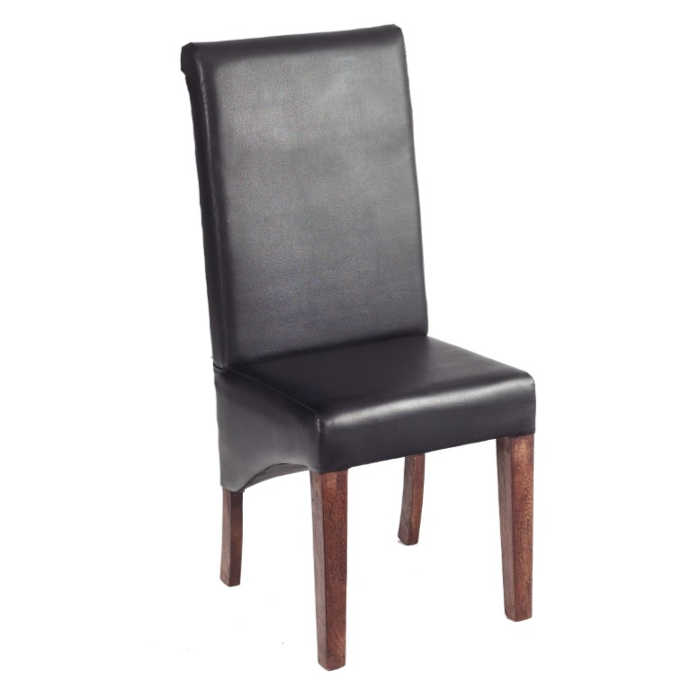 Toko Mango Leather Dining Chair
