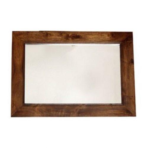 Toko Mango Solid Wood Frame Mirror