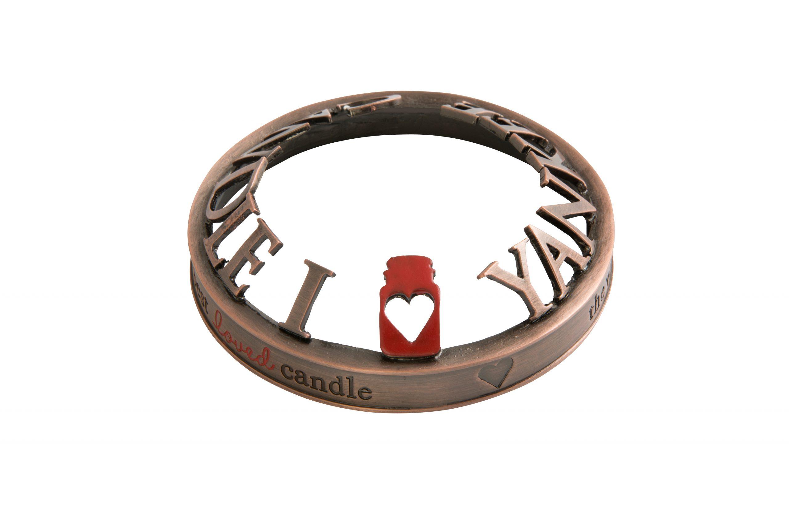 bronze I love YC illuma-lid