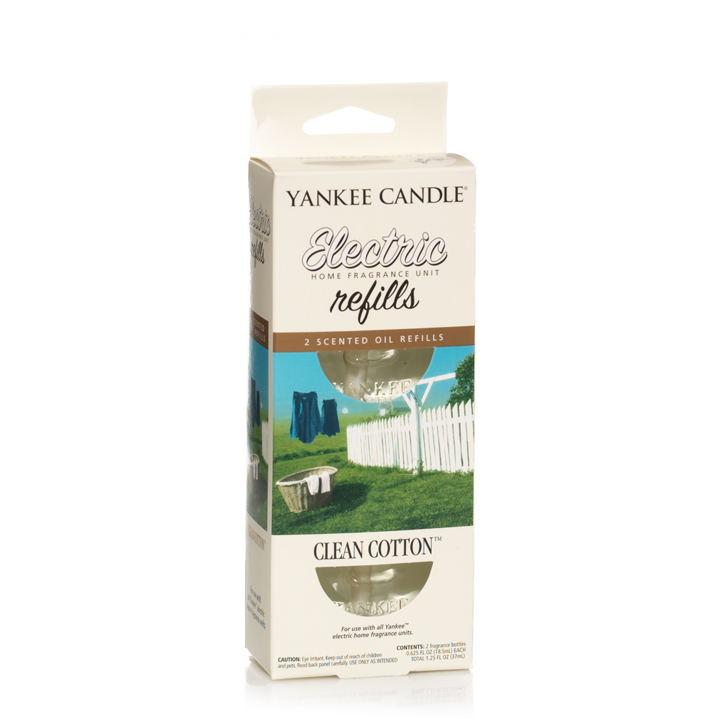 Clean Cotton® EHF Refill Twin Pack