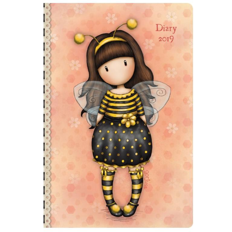 2019 Pocket Diary - Bee-Loved