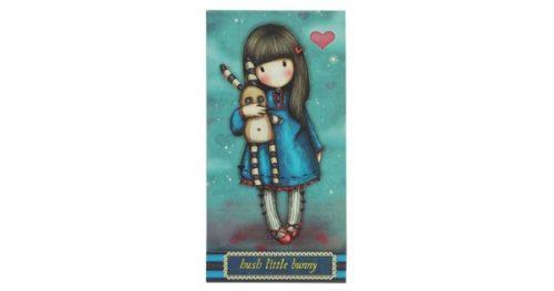 Gorjuss Emery Boards - Hush Little Bunny
