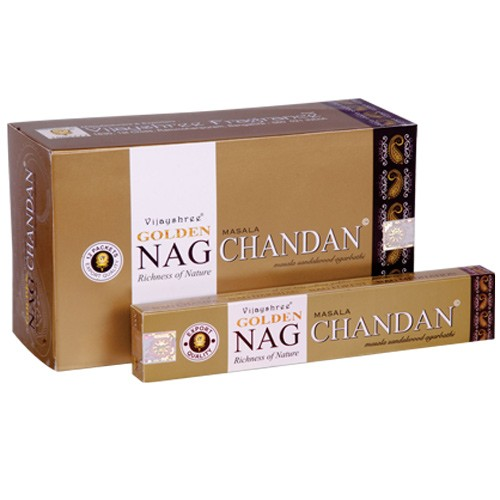 Golden Nag - CHANDAN