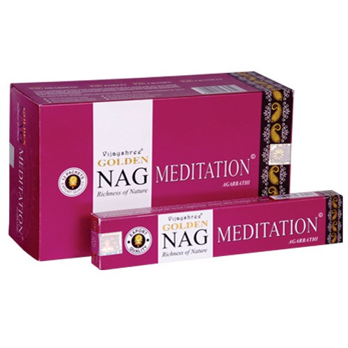 Golden Nag - MEDITATION