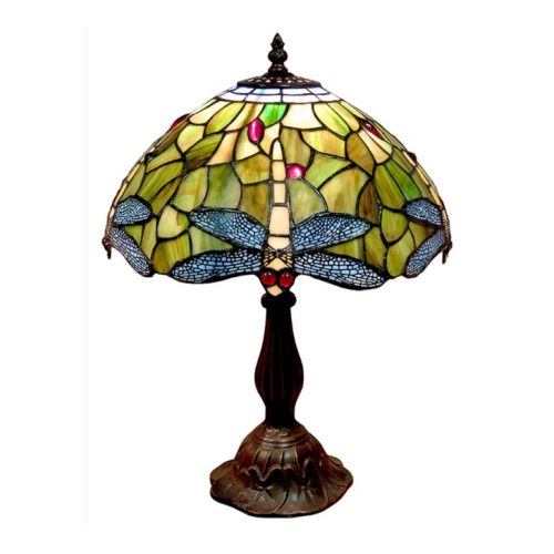 Dragonfly Tiffany Lamp (Medium)