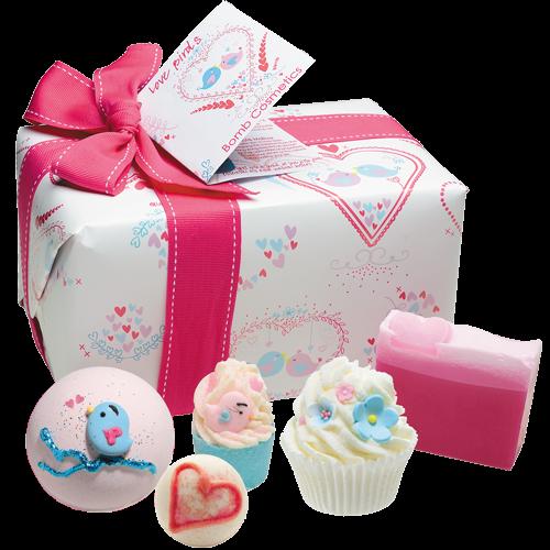 Love Birds Gift Pack