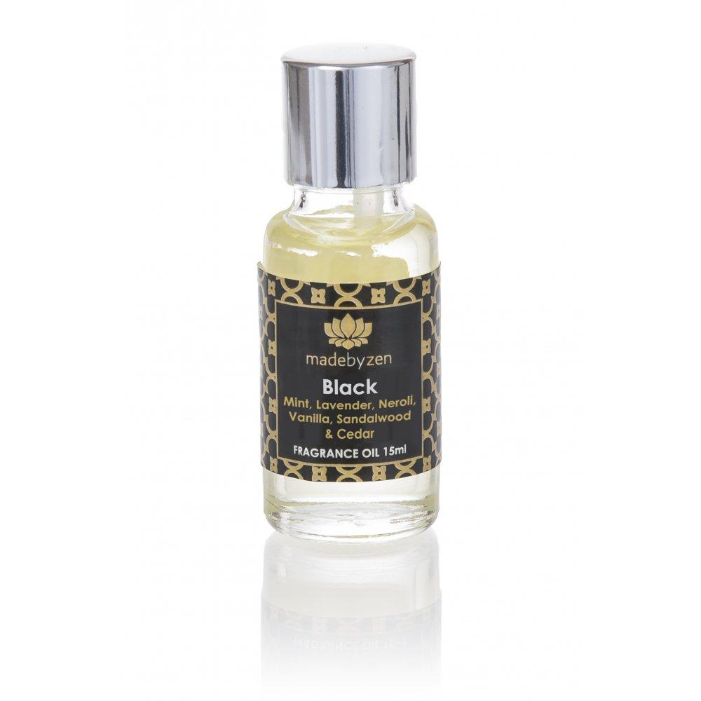 madebyzen Black Signature Fragrance Oil
