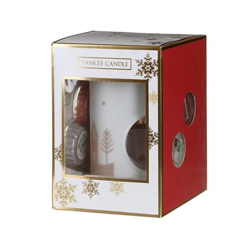 Yankee Candle The Perfect Christmas Meltwarmer Gift Set