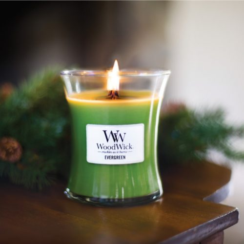 WoodWick Pluswick® Medium Hourglass Candles