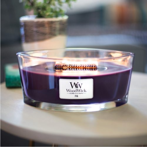 WoodWick Hearthwick® Flame Ellipse Candles