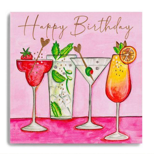 Happy Birthday - Cocktails