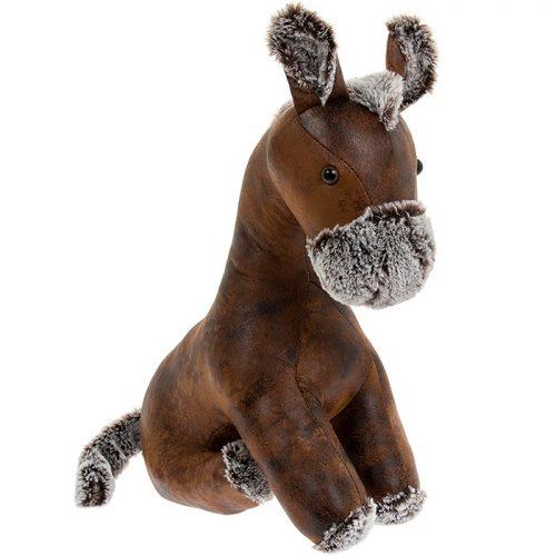 Antique Pal Doorstop Donkey