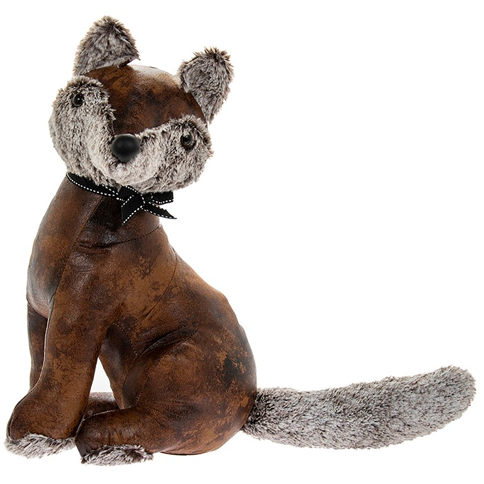 Antique Pal Doorstop Fox