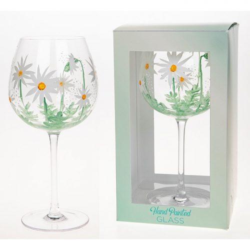 Arty Gin Glass Daisy