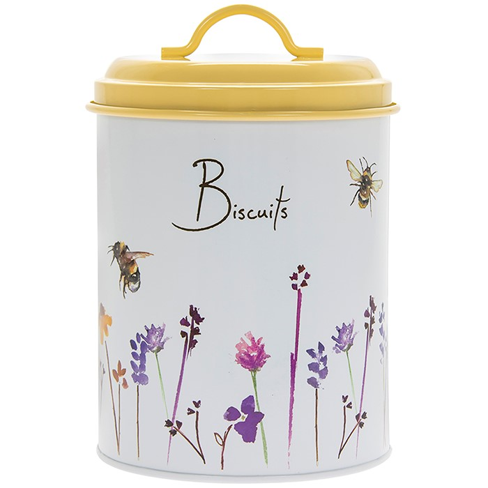 Busy Bees Biscuit Tin