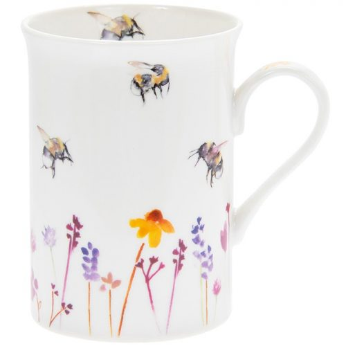 Busy Bees Boxed Mug