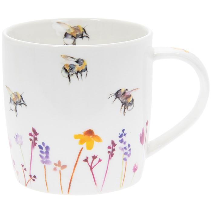 Busy Bees Boxed Mug