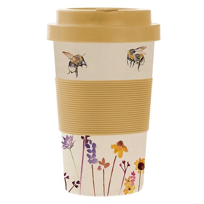 Busy Bees Eco Travel Mug