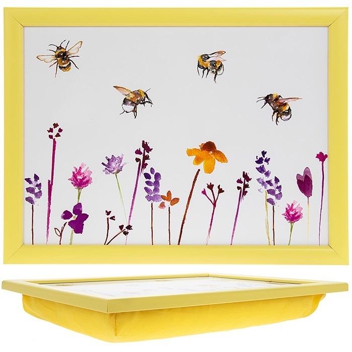 Busy Bees Lap Tray