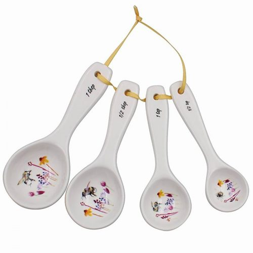 Busy Bees Measuring Spoons Set of 3