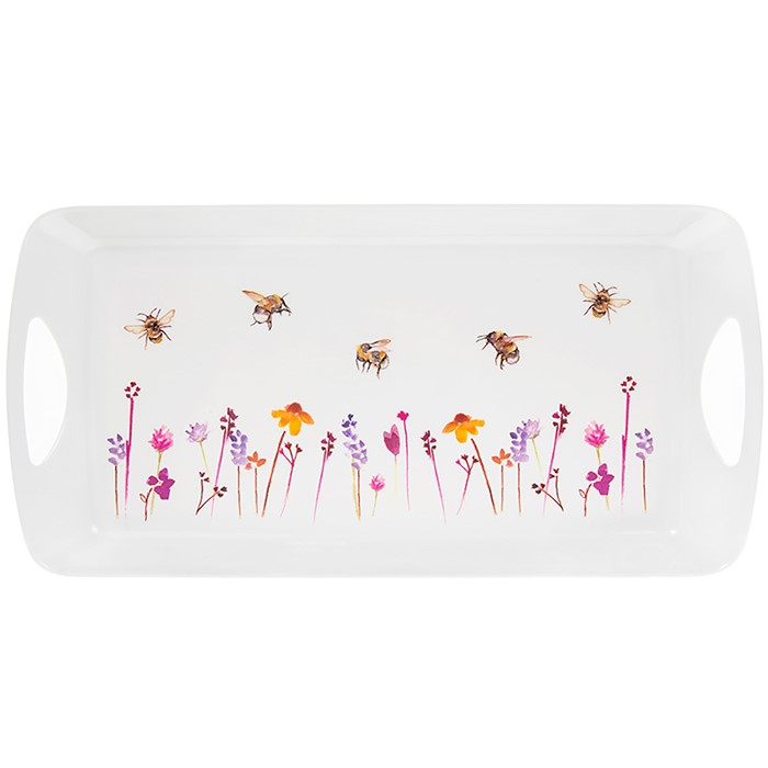 Busy Bees Sandwich Tray