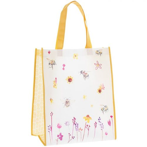 Busy Bees Shopper Bag