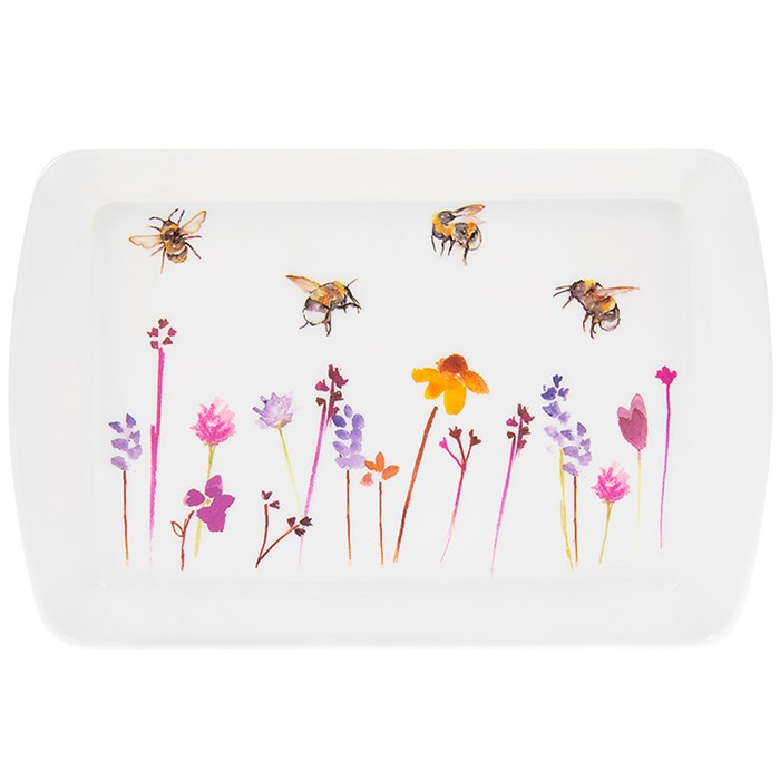Busy Bees Snack Dish