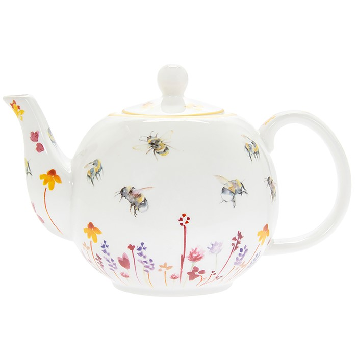 Busy Bees Teapot