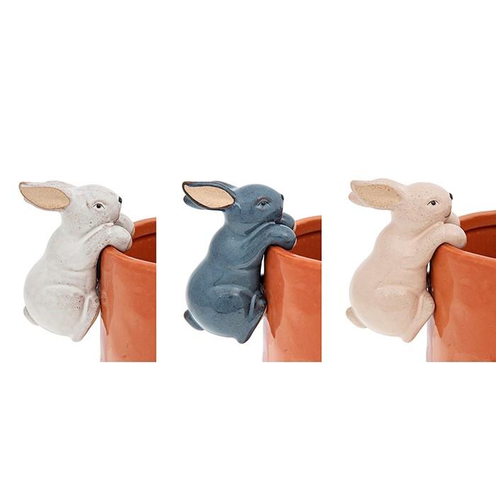 Pot Hangers Bunnies