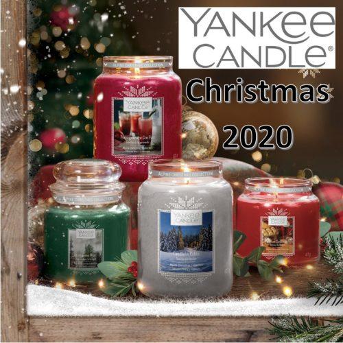 Yankee Candle Christmas 2020