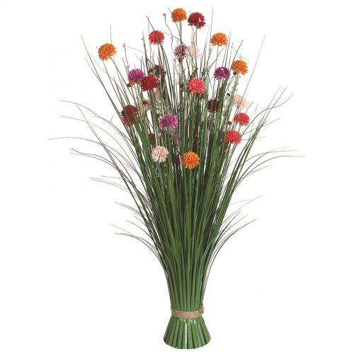 Grass Floral Bundle Dahlia 100cm