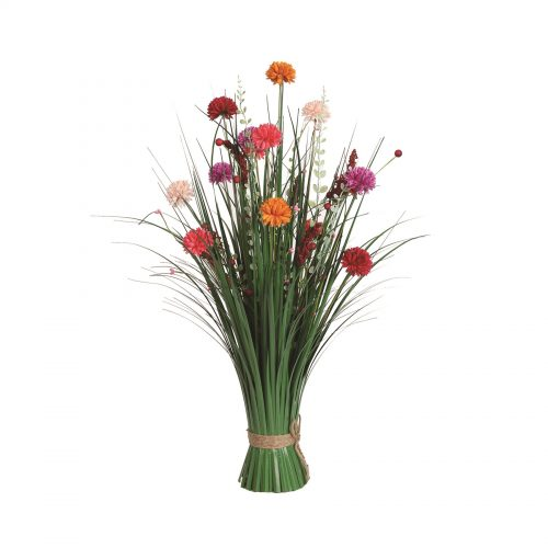 Grass Floral Bundle Dahlia 70cm