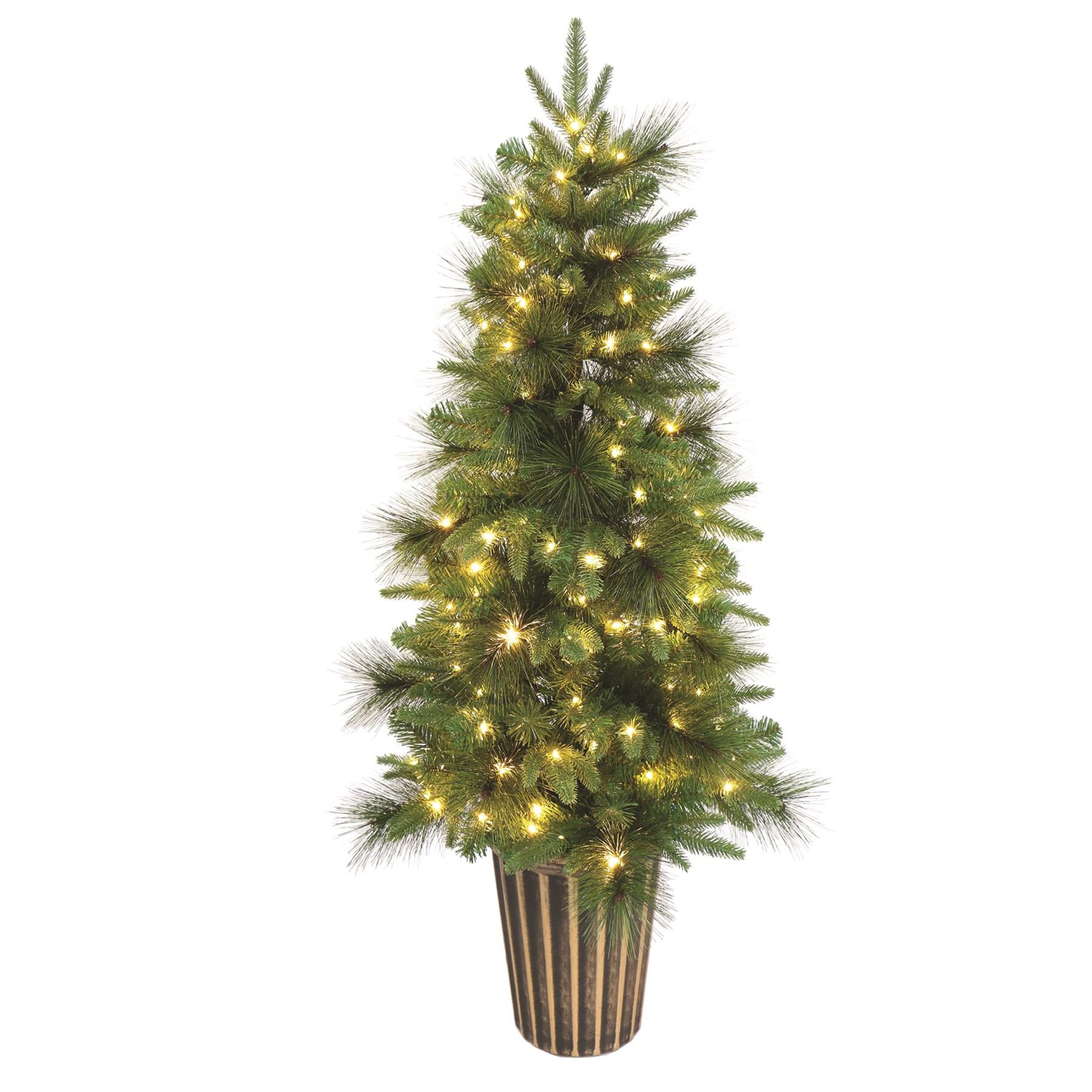 Green LED (150 Lights) Tree