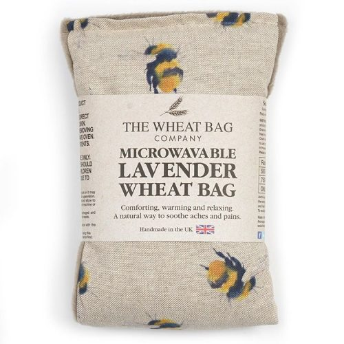 Microwavable Lavender Wheat Bags