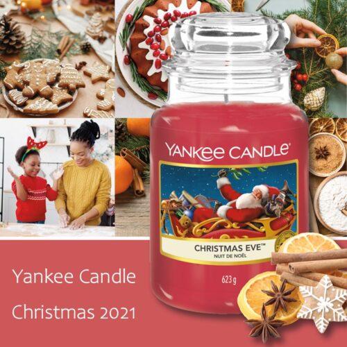 Christmas Yankee Candle 2021